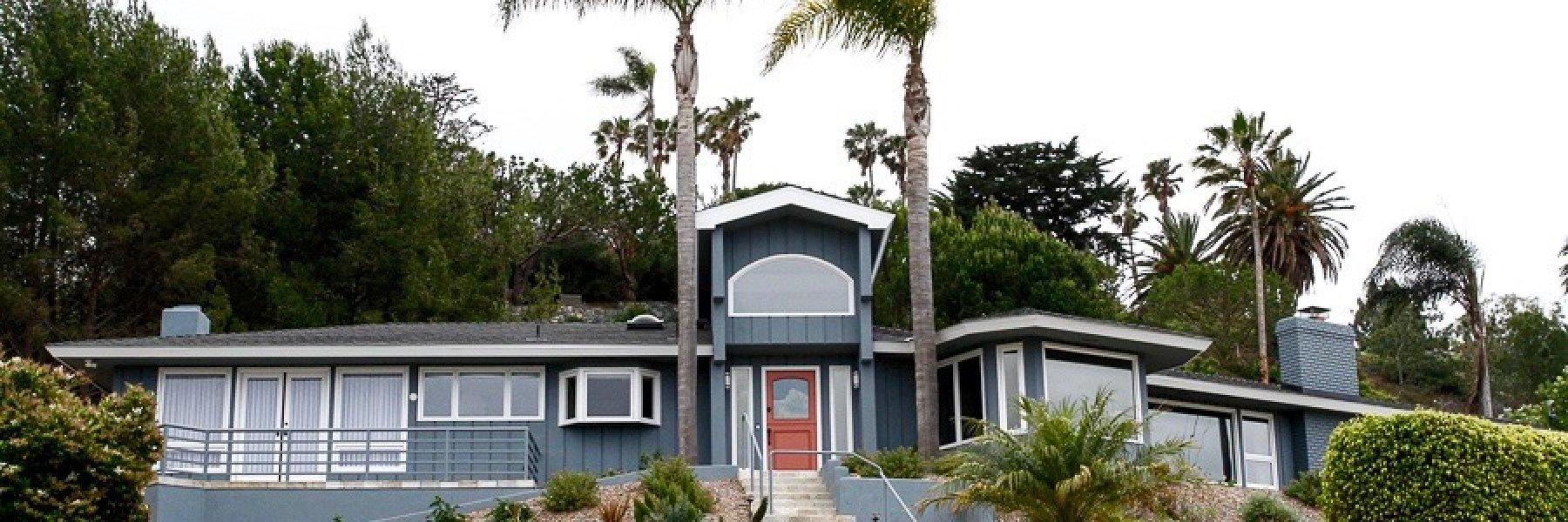 Muirlands is a community of homes in La Jolla California