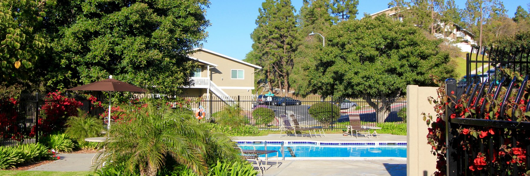 Quail Ridge is a community of homes in Oceanside California