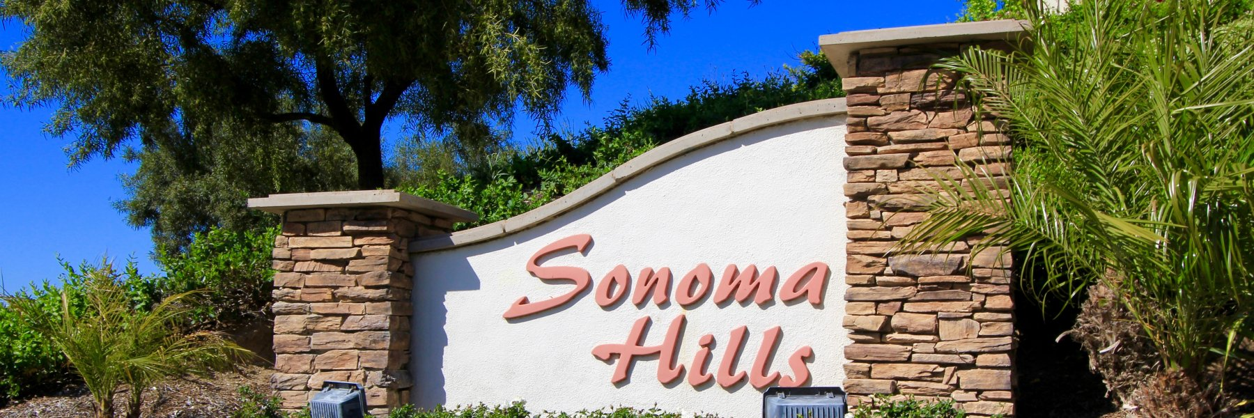 Sonoma Hills is a community of homes in Oceanside California