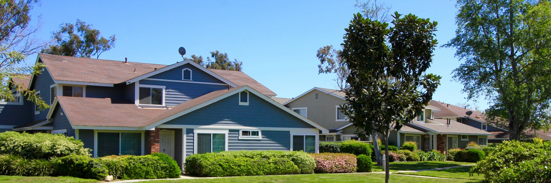 Whelan Ranch is a community of homes in Oceanside California