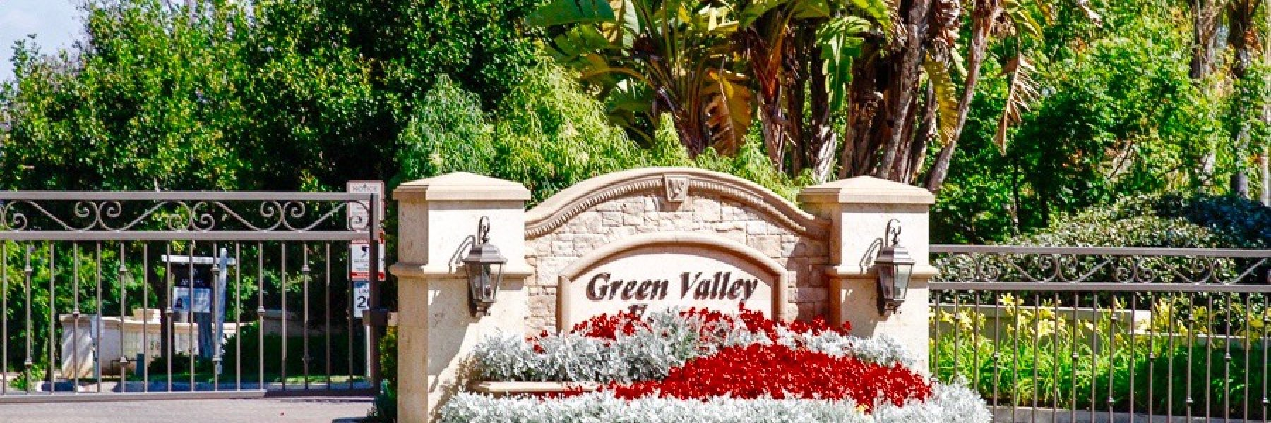 Green Valley Highlands is a community of homes in Poway California