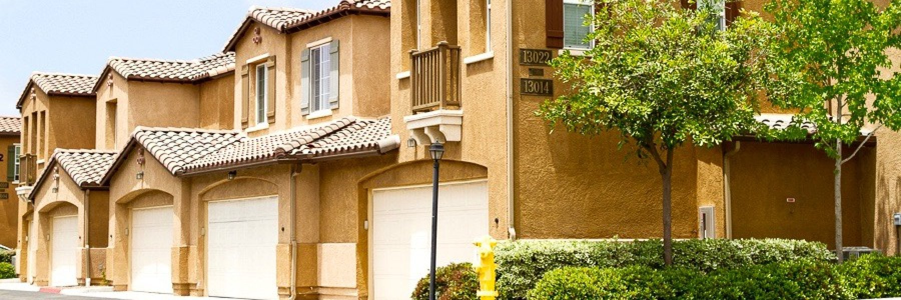 Airoso is a community of attached homes in San Diego California