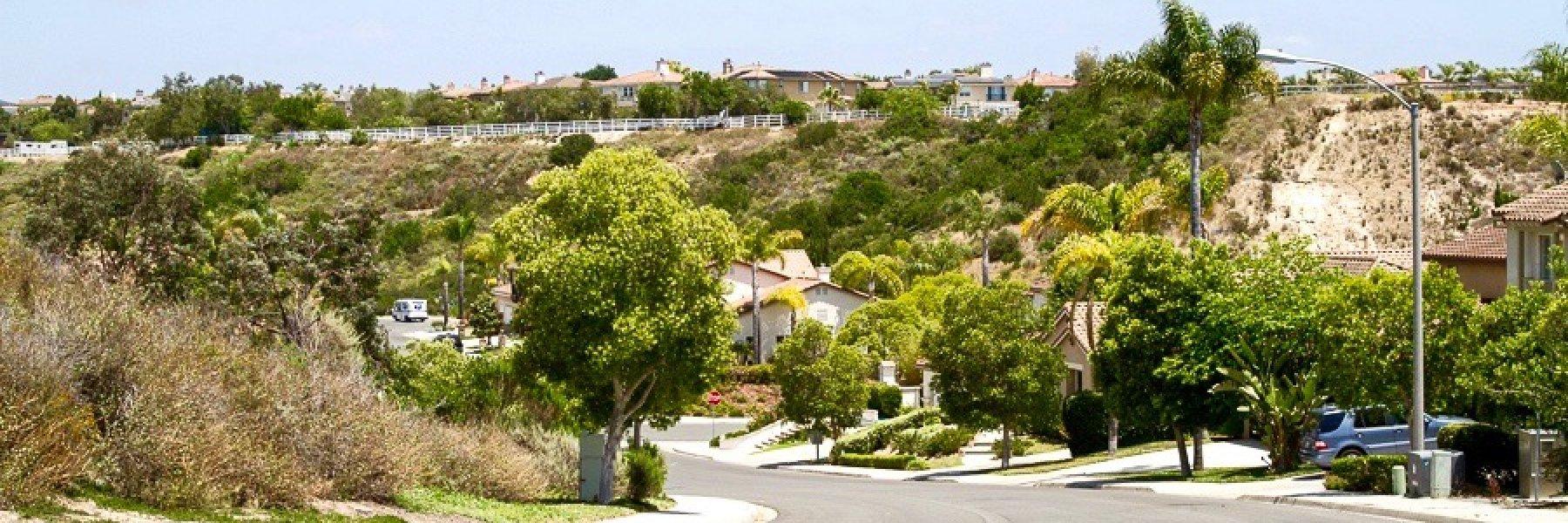 Ashley Falls is a community of homes in San Diego California