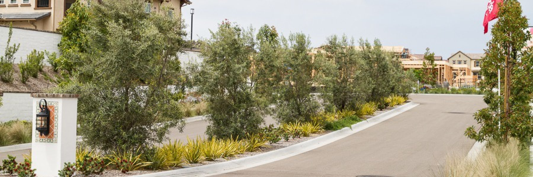Canterra is a community of homes in San Diego California