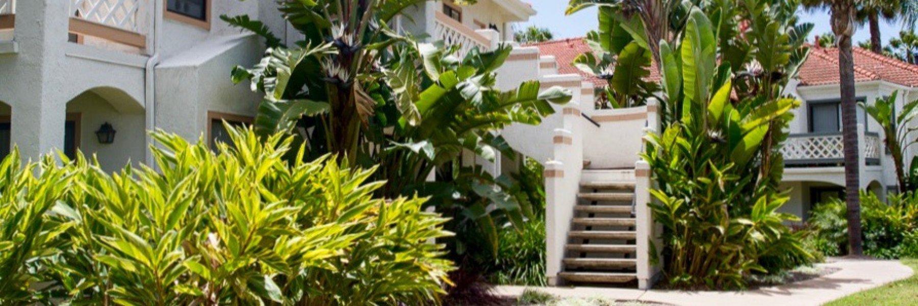 Casablanca is a condo community in San Diego California