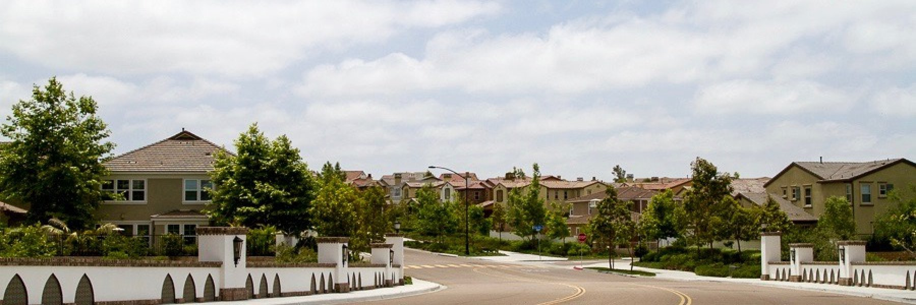Elms is a community of homes in San Diego California