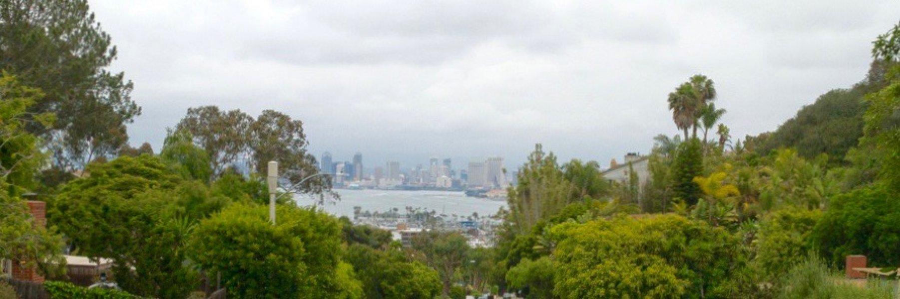 La Playa is a community of homes in San Diego