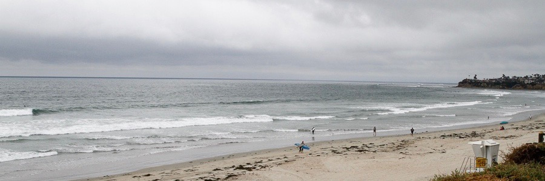 Pacific Beach is a community of homes in San Diego California