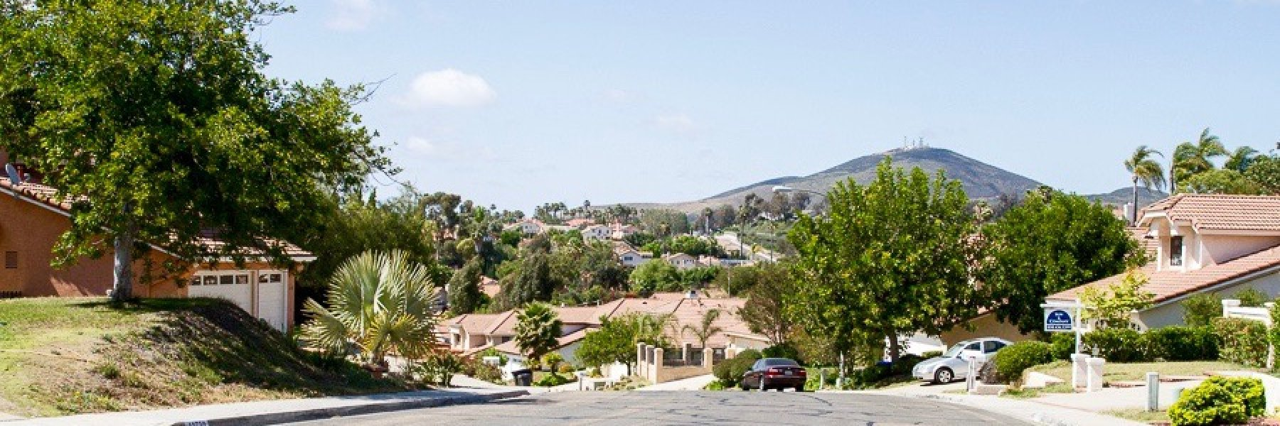 Park View Estates is a community of homes in San Diego California