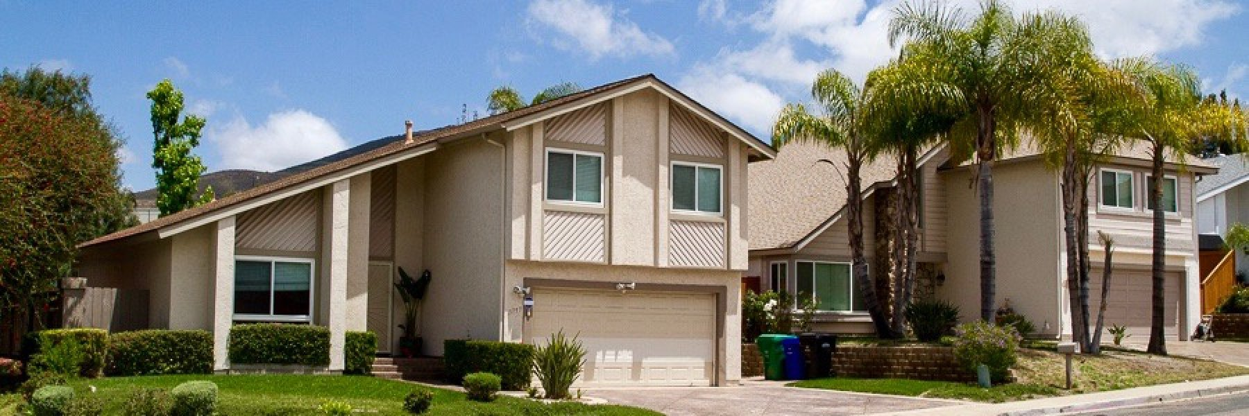 Rancho Penasquitos is a community of homes in San Diego California