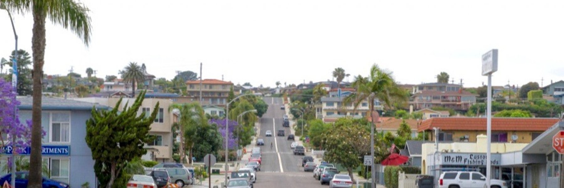 Roseville is a community of homes in San Diego