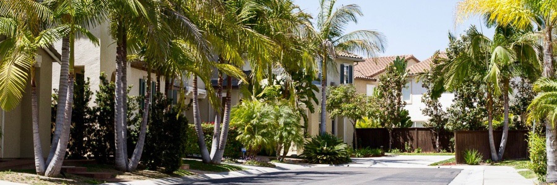 San Lorenza is a community of homes in San Diego California