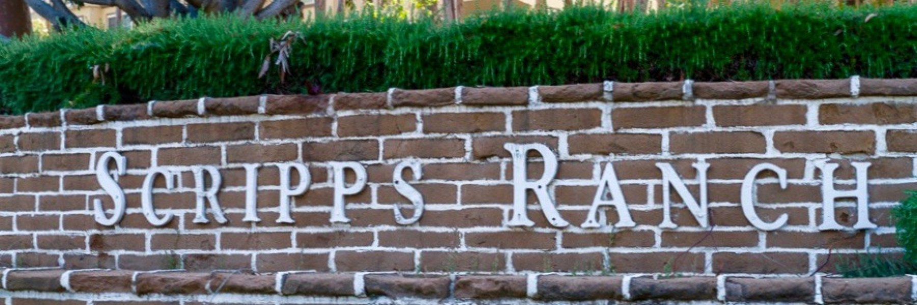 Scripps Ranch is a community of homes in San Diego California
