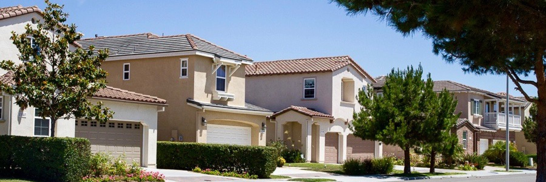 Soleil is a community of homes in San Diego California