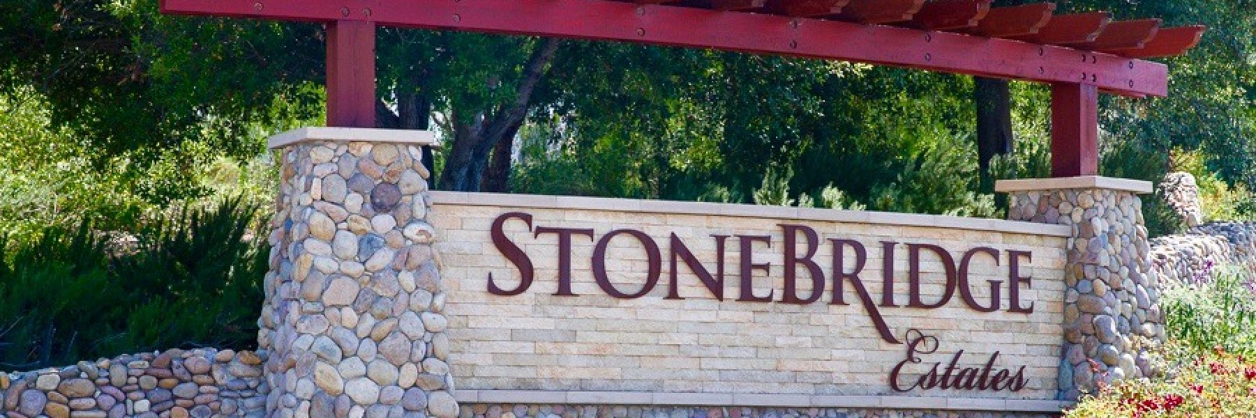 Stonebridge Estates is a community of homes in San Diego California