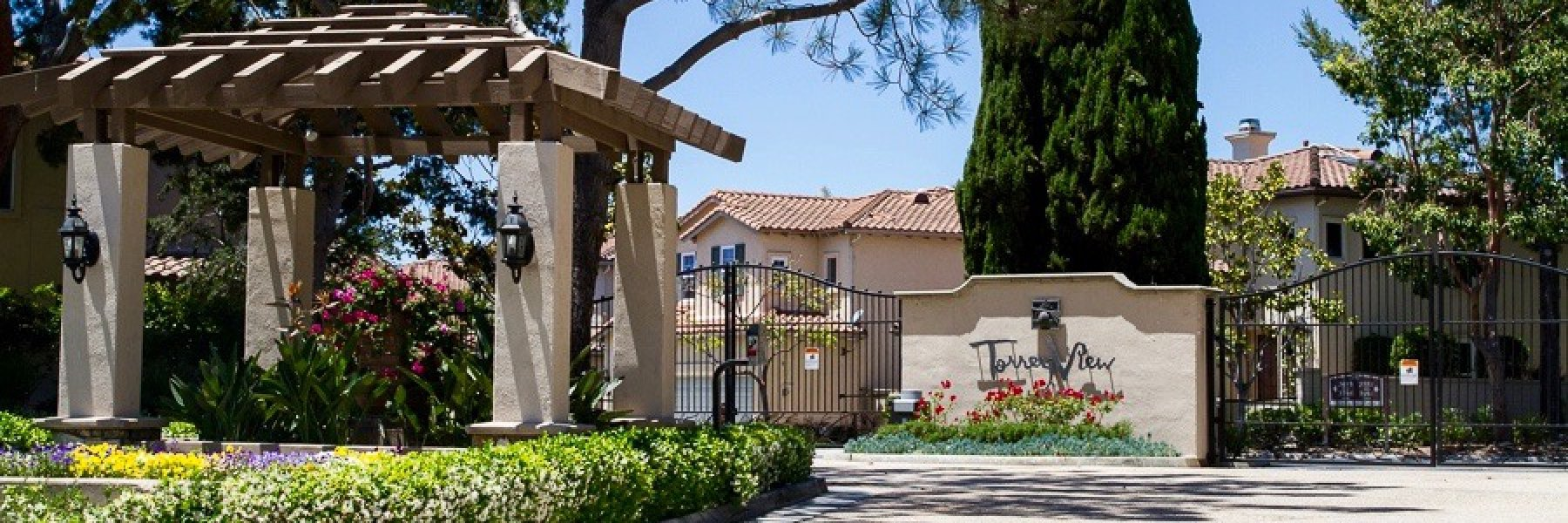 Torrey View is a community of homes in San Diego California