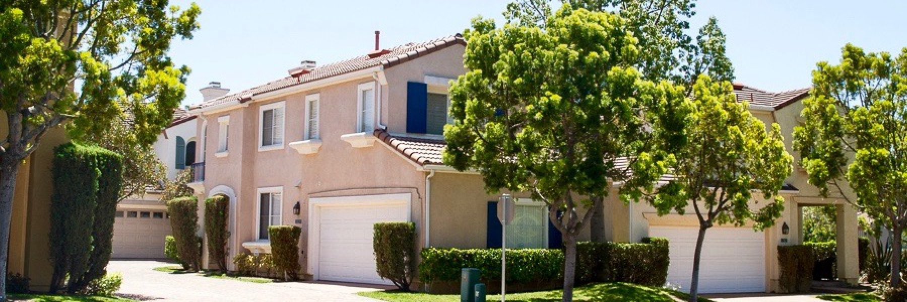 Trilogy is a community of homes in San Diego California