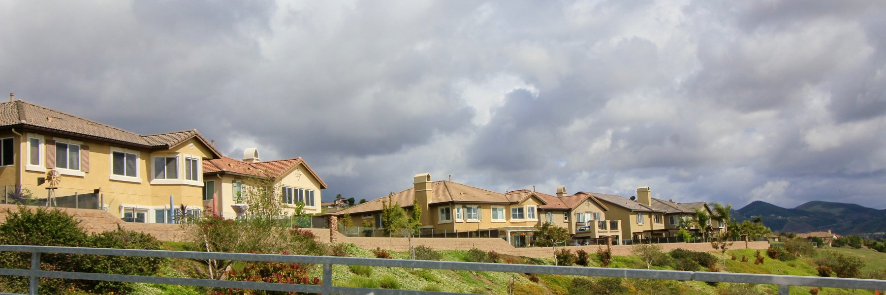 Rancho Santalina is a community of homes in San Marcos California