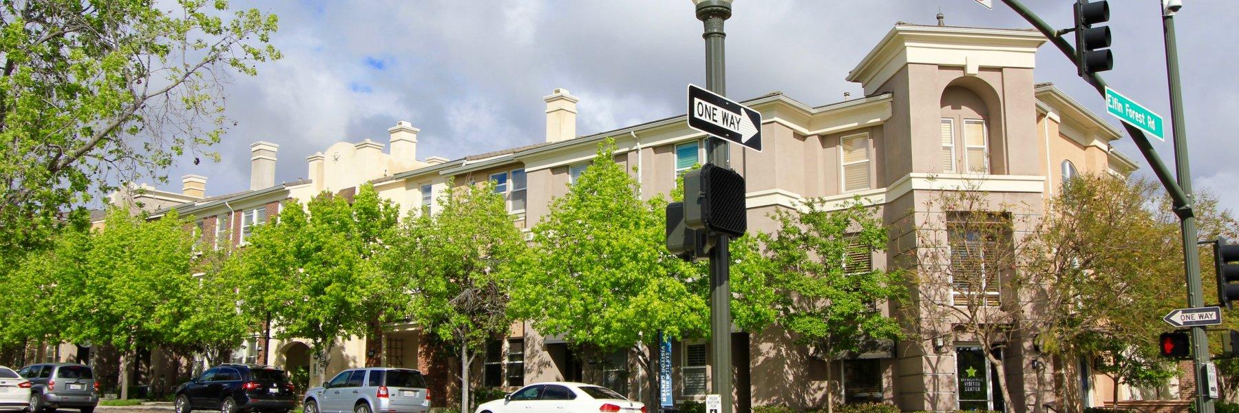San Elijo Hills is a community of homes in San Marcos California