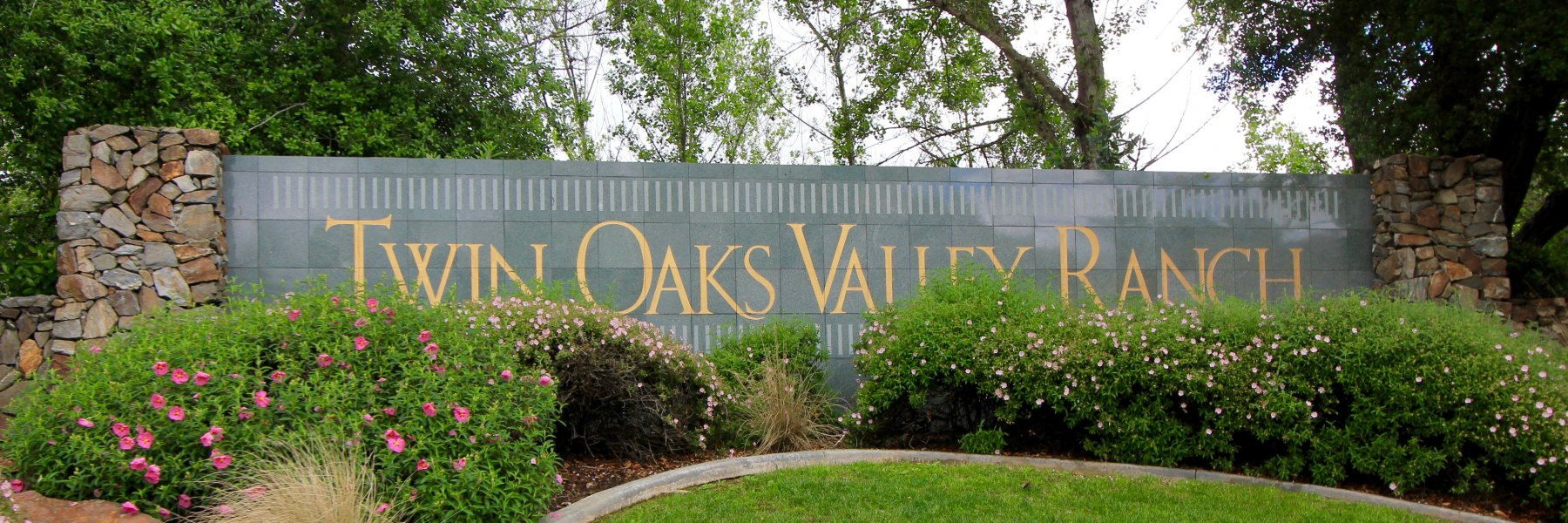 Twin Oaks Valley Ranch is a community of homes in San Marcos California