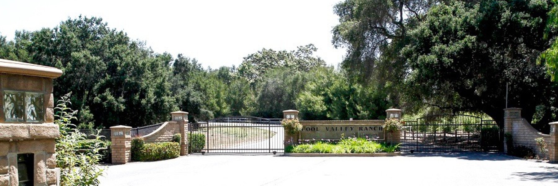 Cool Valley Ranch Estates is a community of homes in Valley Center California