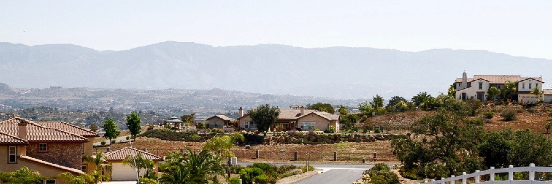 Valley View Ranch is a community of homes in Valley Center California