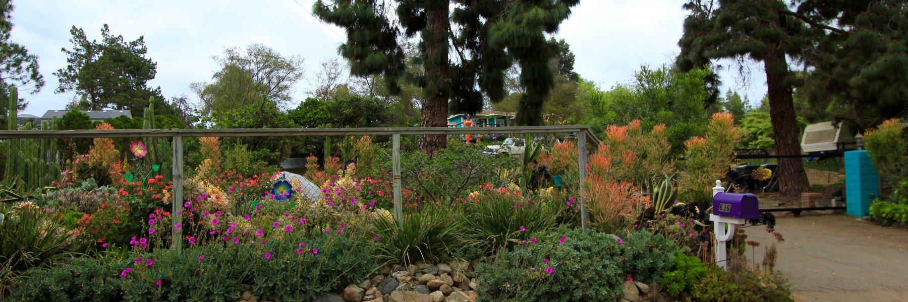Orleavo Heights is a community of homes in Vista California