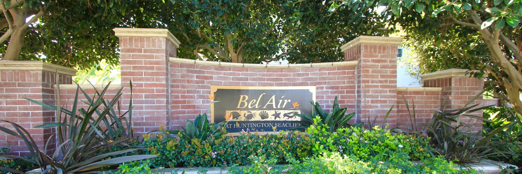 Bel Air is a community of homes in Huntington Beach California