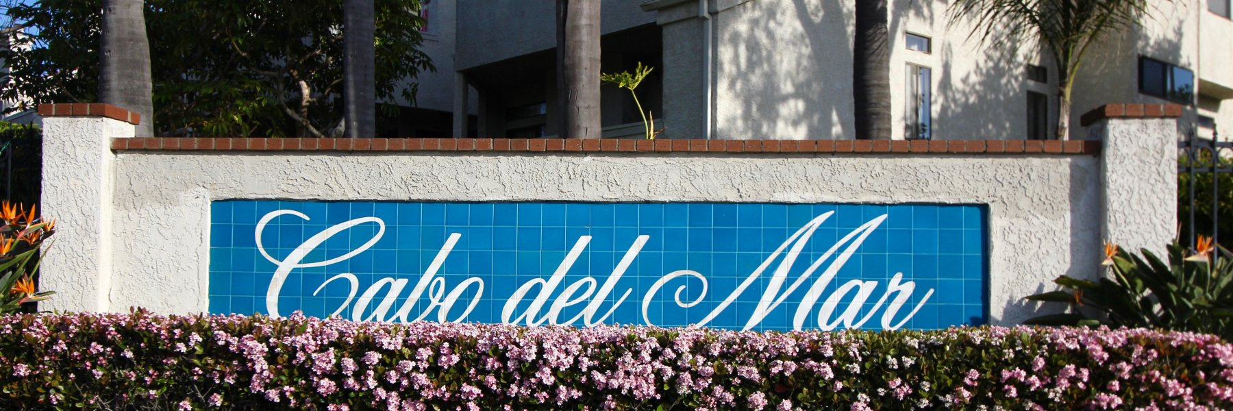 Cabo Del Mar is a community of condos in Huntington Beach California
