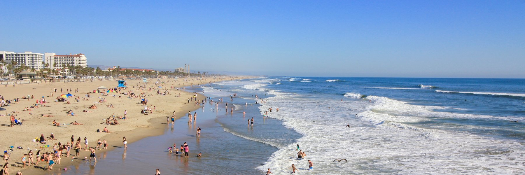 Downtown Huntington Beach is a community of homes in Huntington Beach California