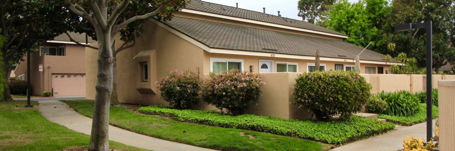 Huntington Cove is a community of condos in Huntington Beach California