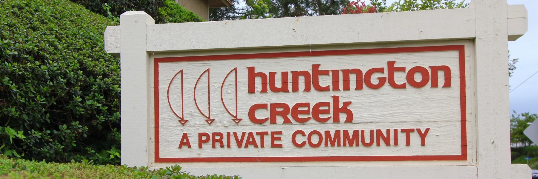 Huntington Creek condos in Huntington Beach California