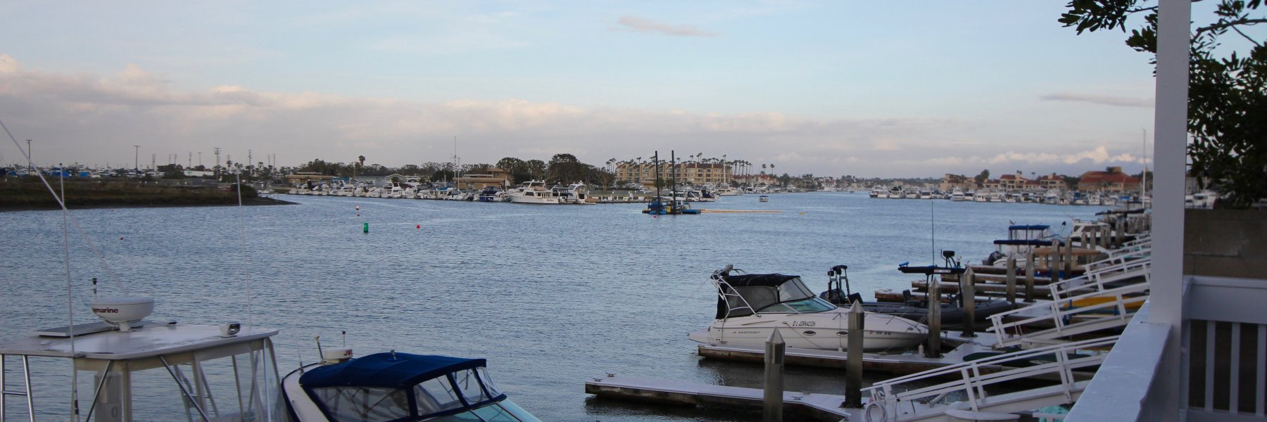 Huntington Marina is a community of homes in Huntington Beach California
