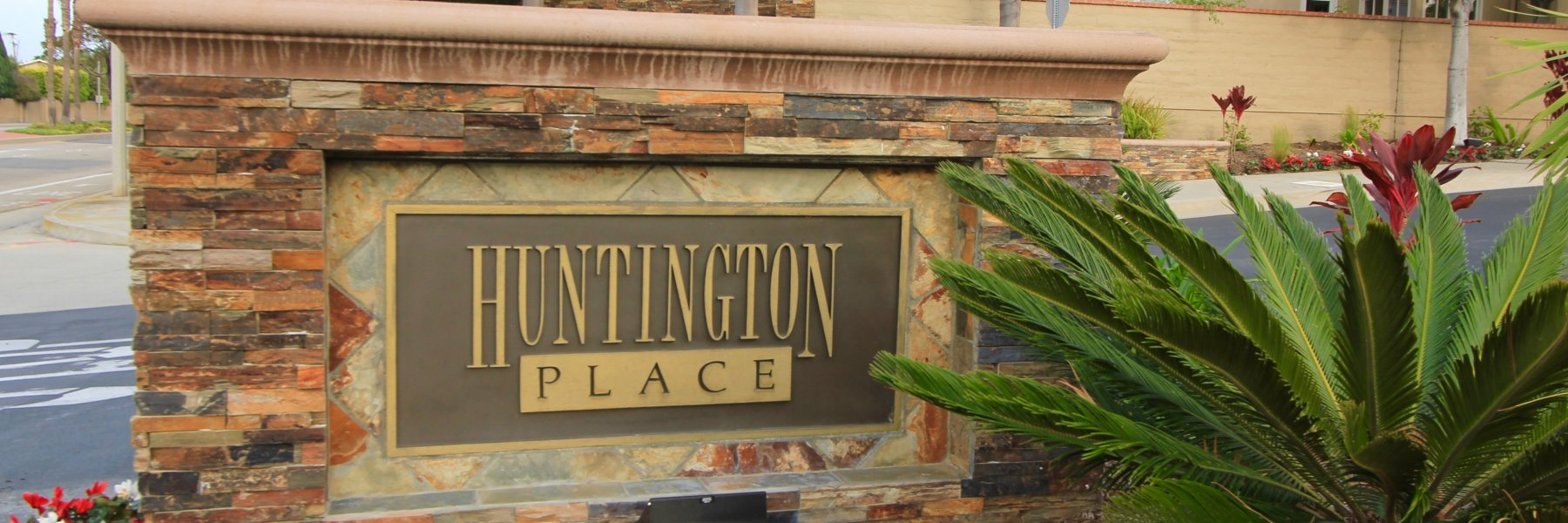Huntington Place is a community of homes in Huntington Beach California