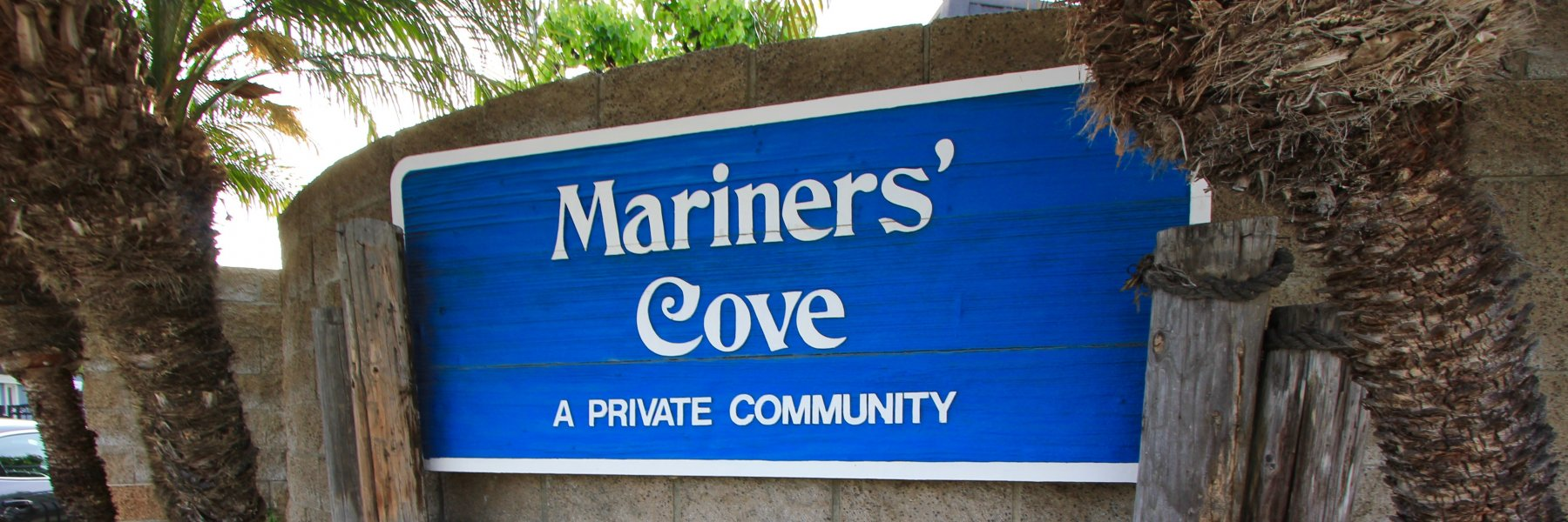Mariners Cove is a community of homes in Huntington Beach California