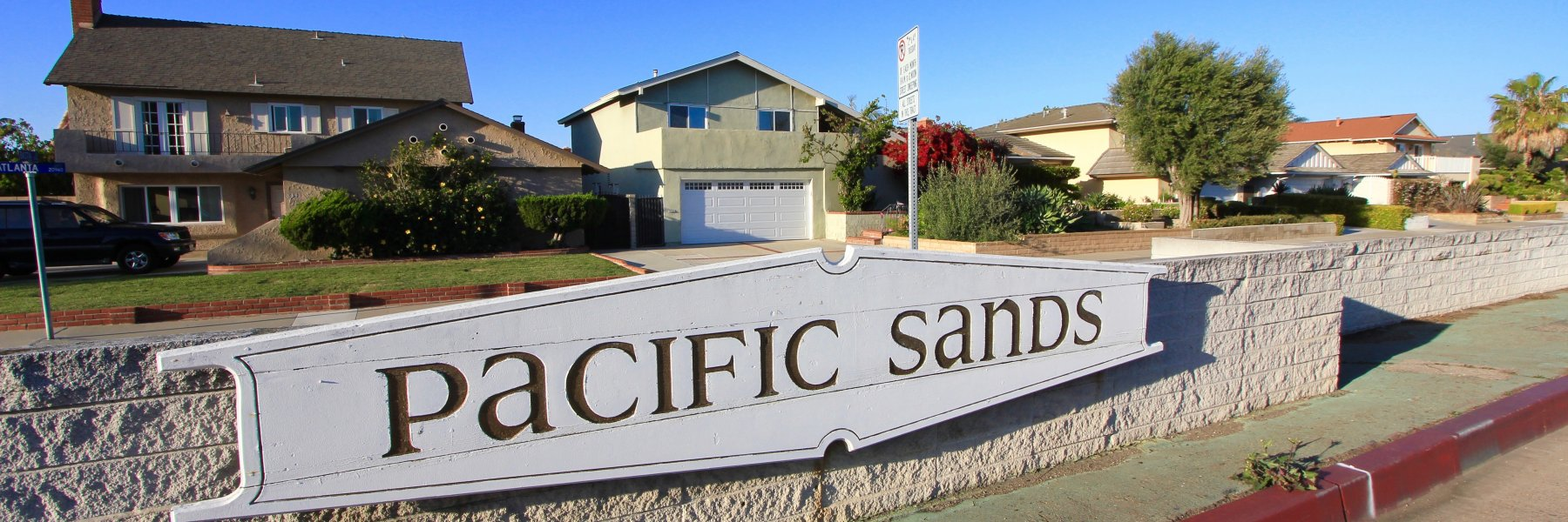 Pacific Sands is a community of homes in Huntington Beach California