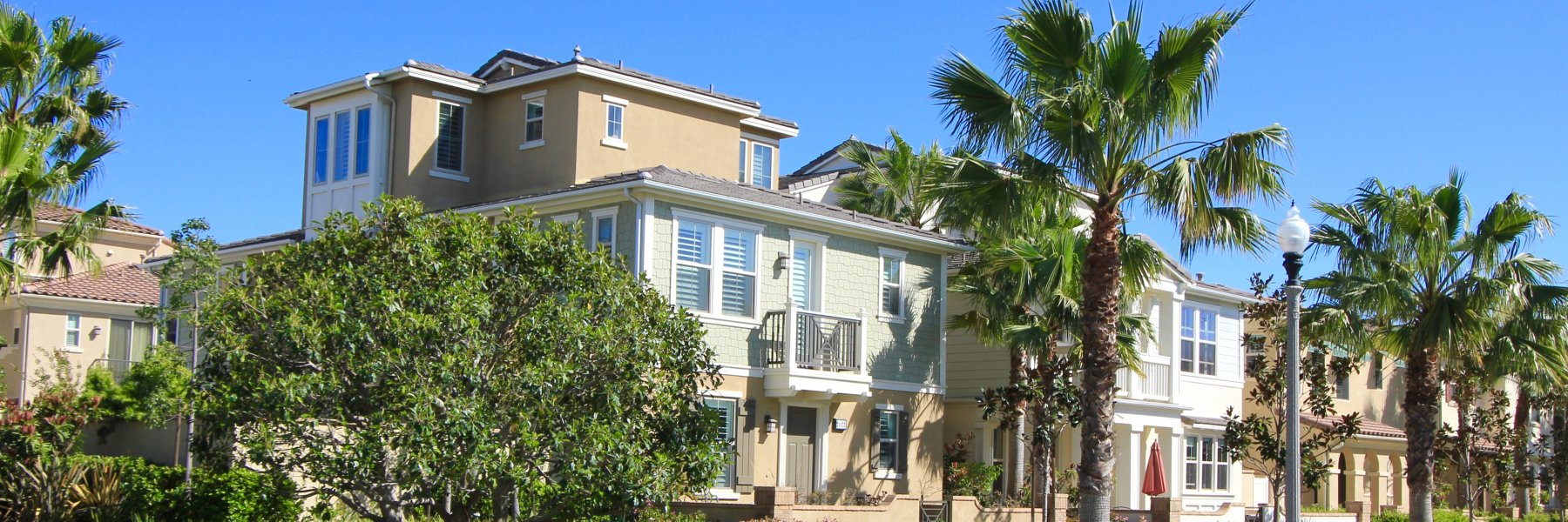 Pacific Shores is a community of homes in Huntington Beach California