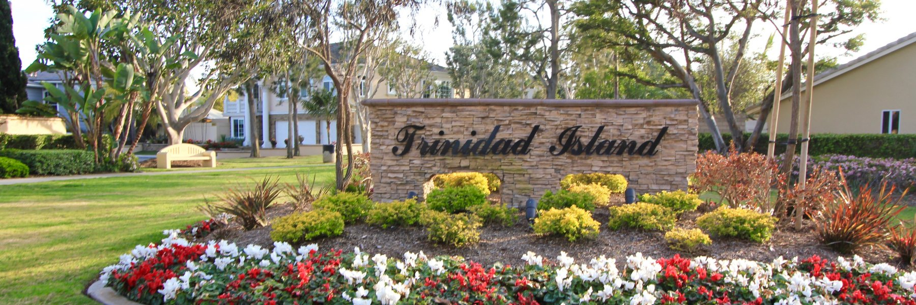Trinidad Island is a community of homes in Huntington Beach California