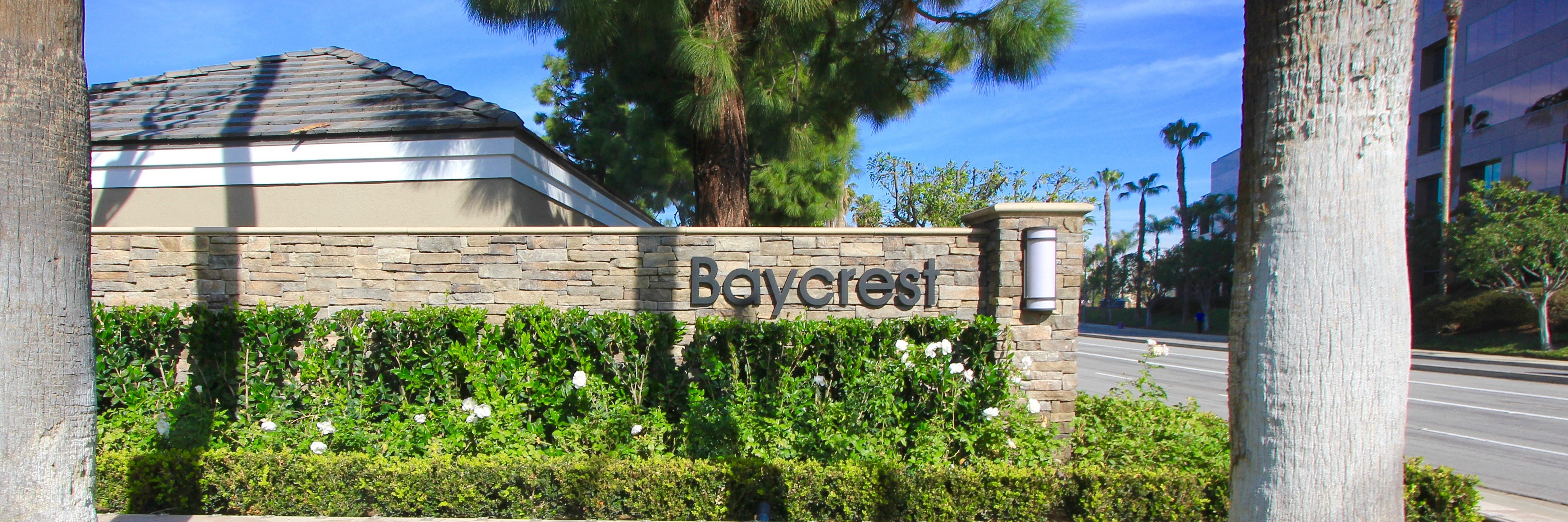 Baycrest is a housing community located in the city of Newport Beach, CA