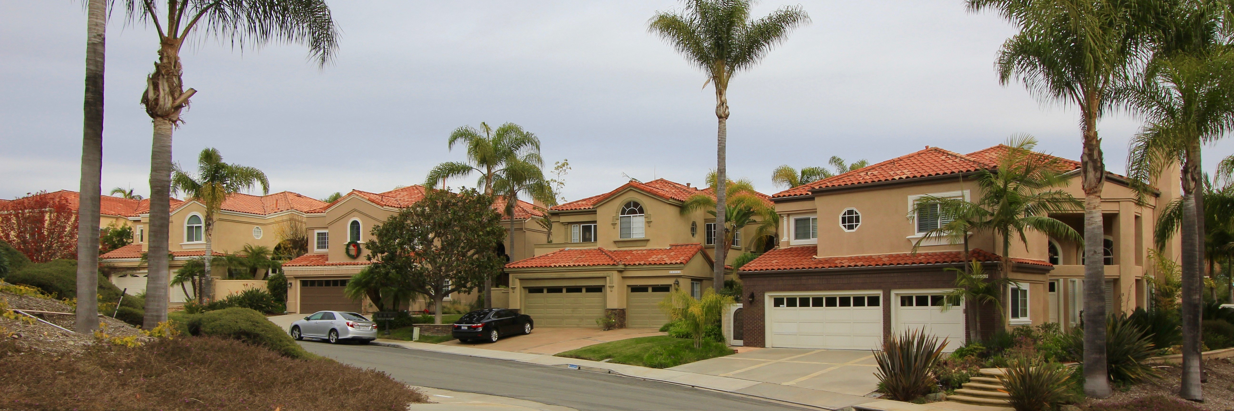 Belle Maison is a neighborhood of homes located in Laguna Niguel California