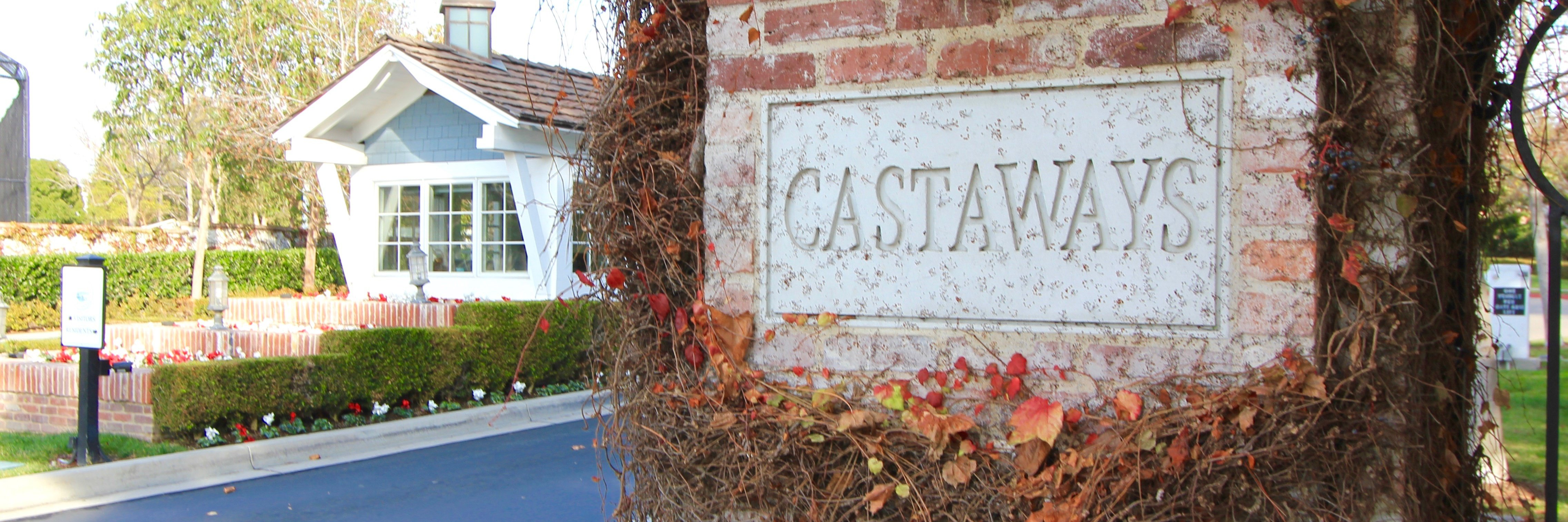 Castaways is a community located in the city of Newport Beach, CA