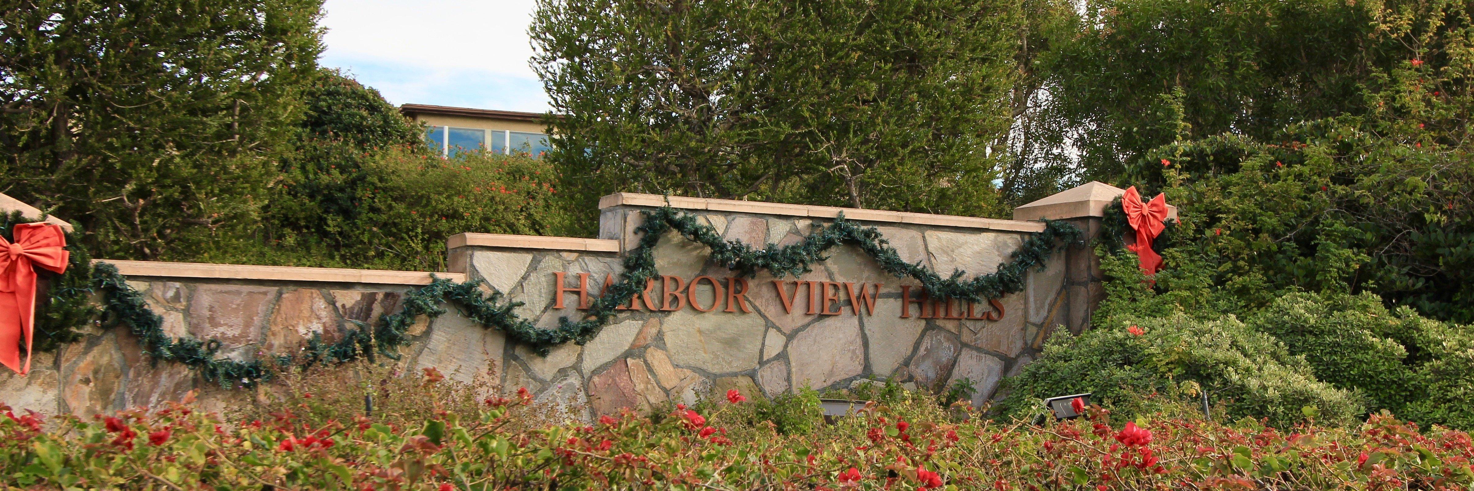 Harbor View Hills  is a custom home community in the hills of Corona Del Mar CA