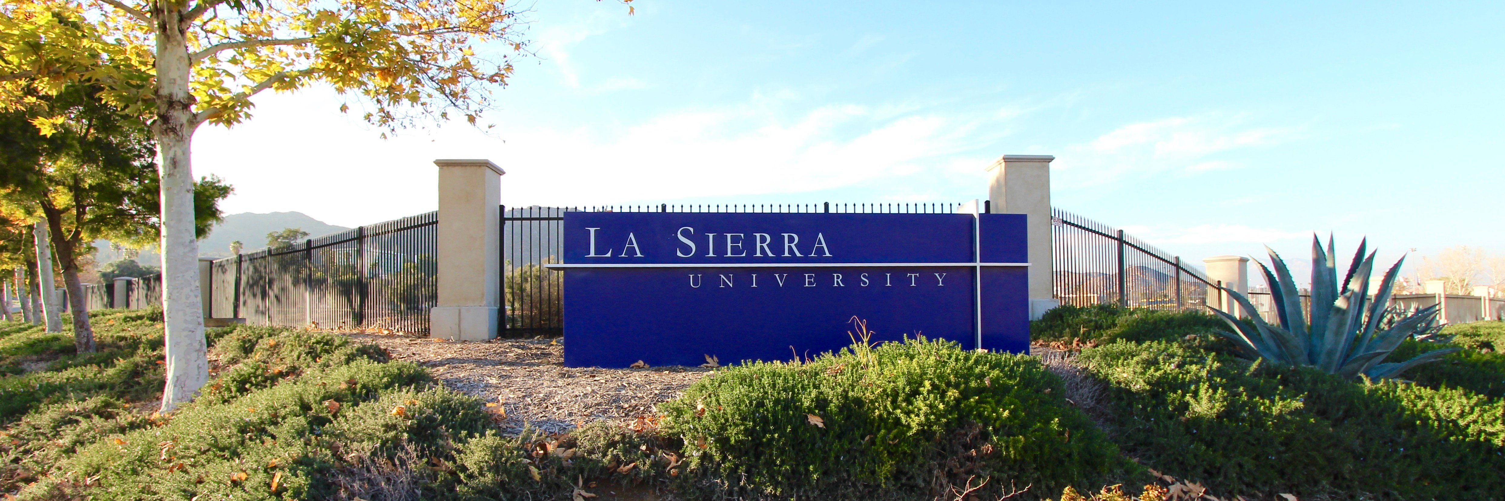 La Sierra is a community located in Riverside California