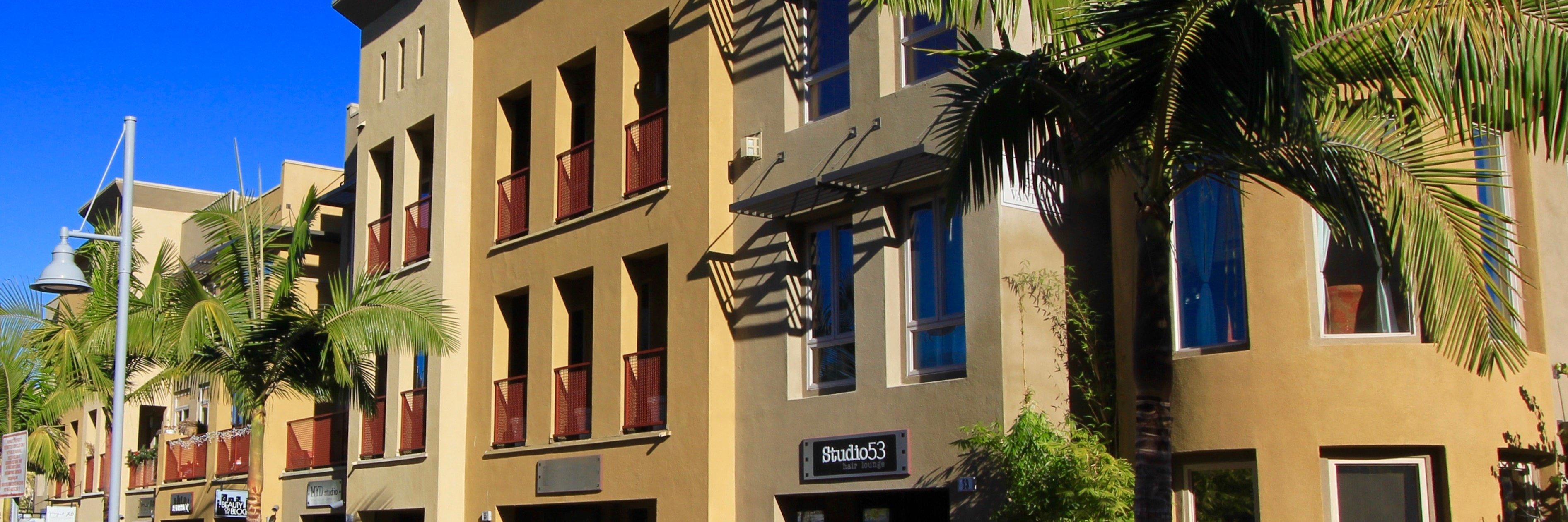 Latitudes Community Marquee in Aliso Viejo Ca