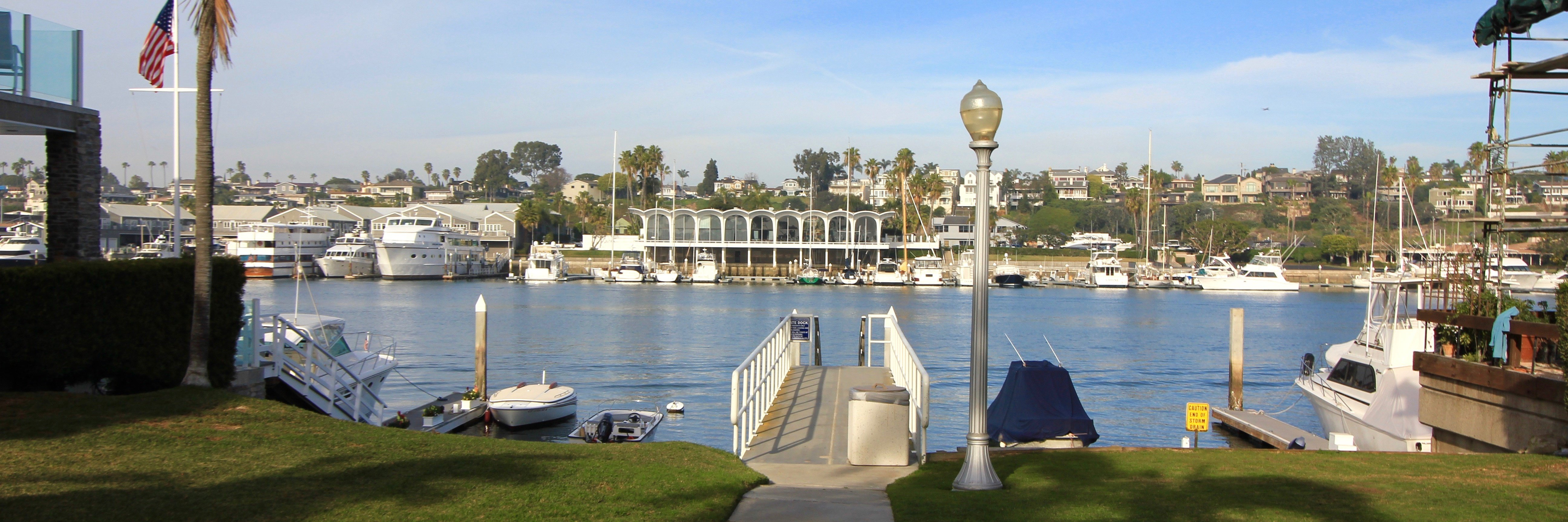 Lido Isle is a home community located in the city of Newport Beach, CA