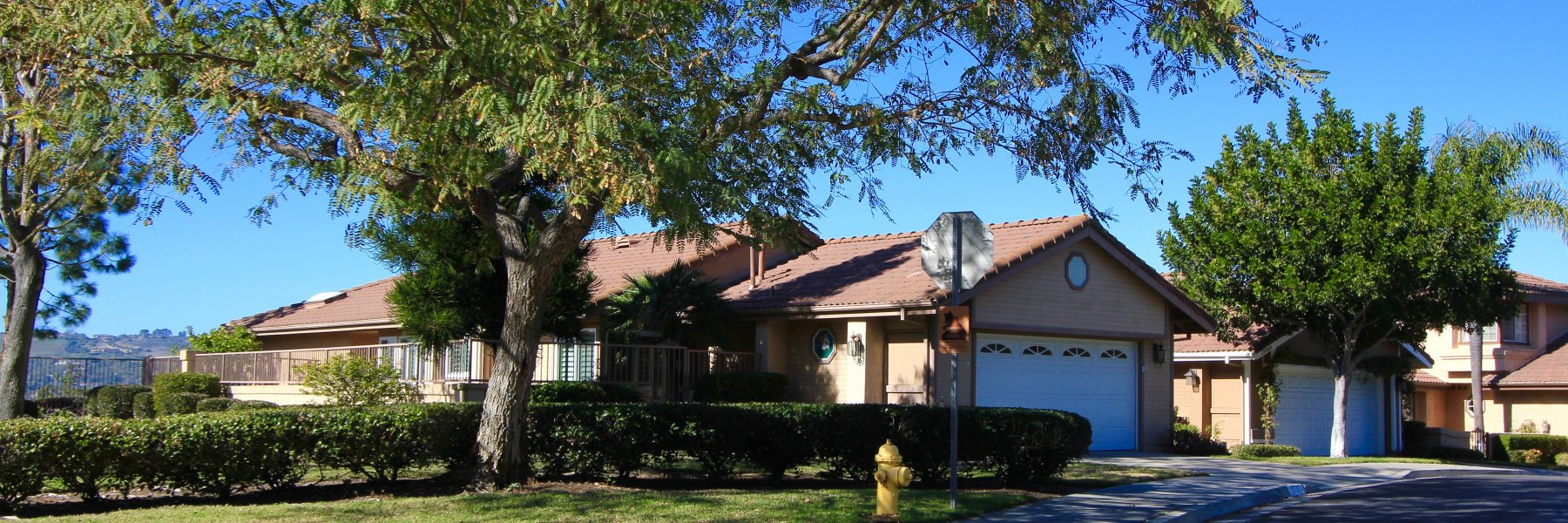 Loma Vista is a community of homes in San Juan Capistrano California