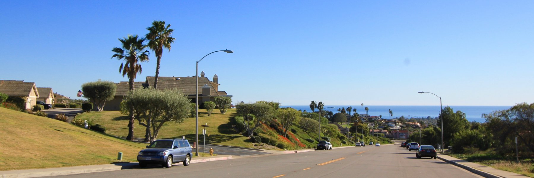 Mariners Point is a community of homes in San Clemente California