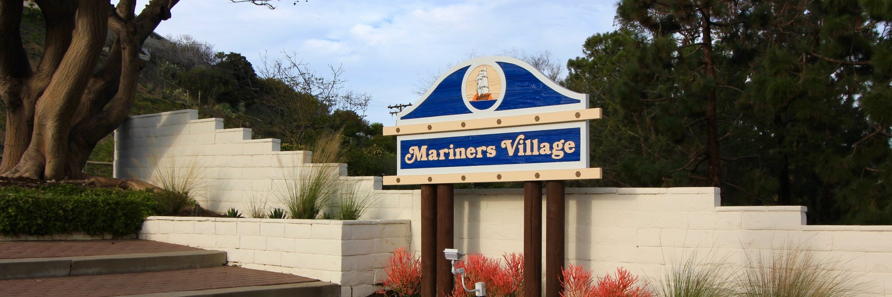 Mariners Village is a community of homes in San Juan Capistrano California
