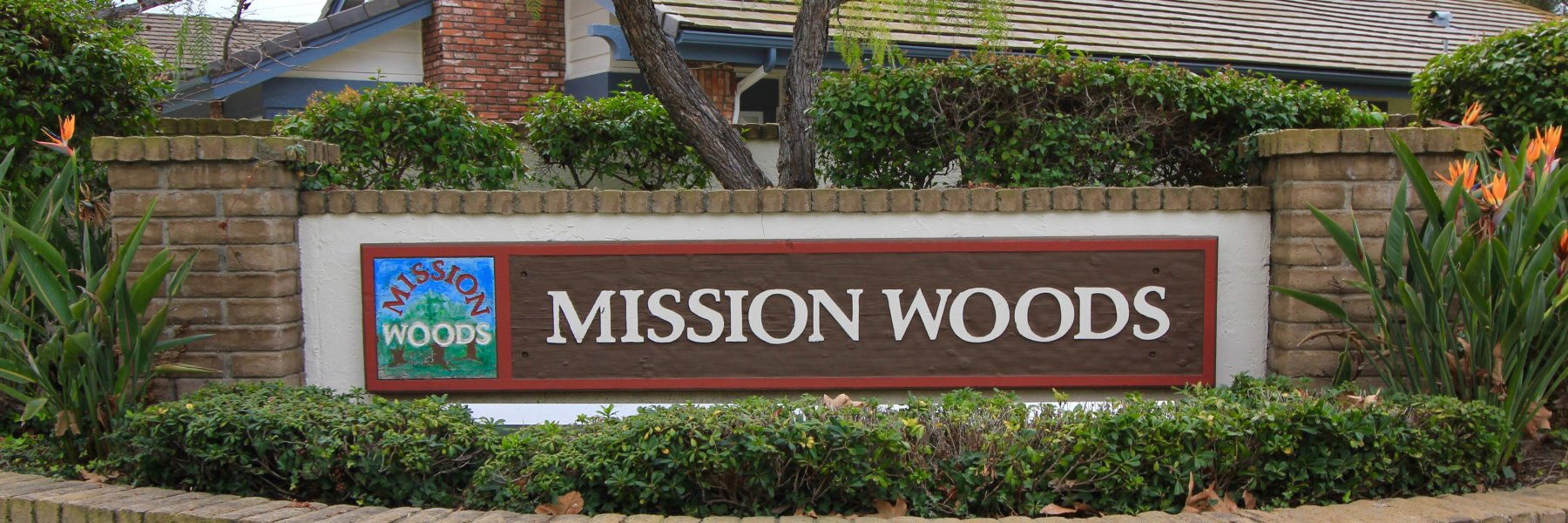 Mission Woods is a community of homes in San Juan Capistrano California
