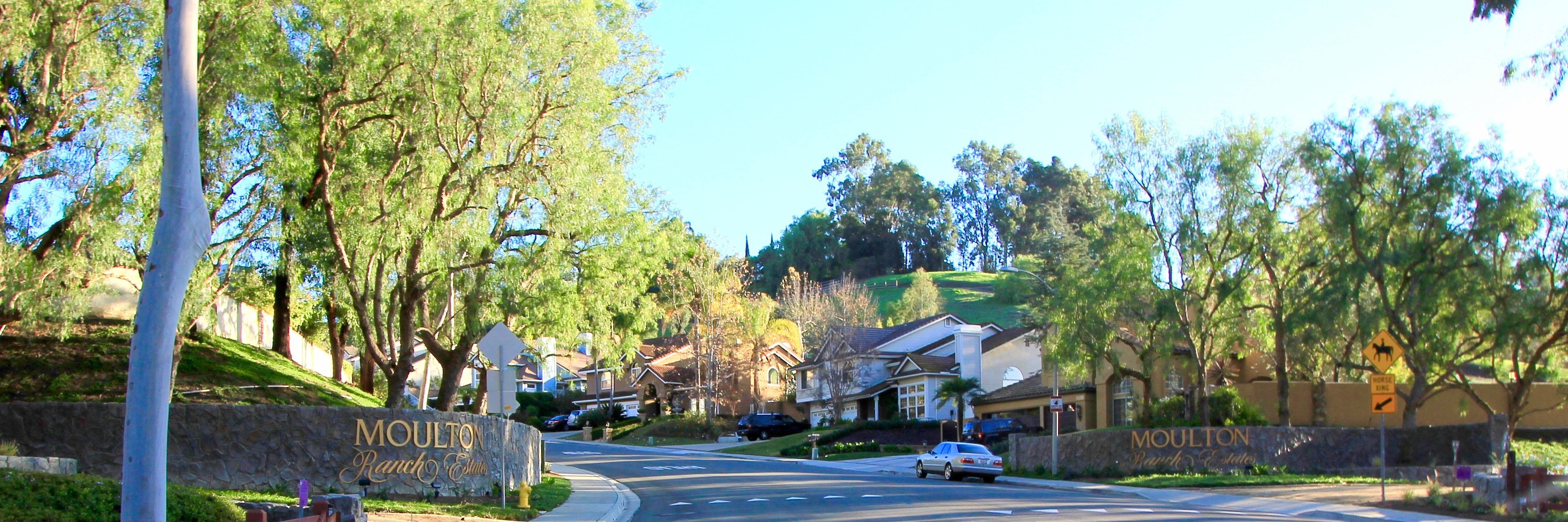 Moulton Ranch is a community in the city of Laguna Hills CA